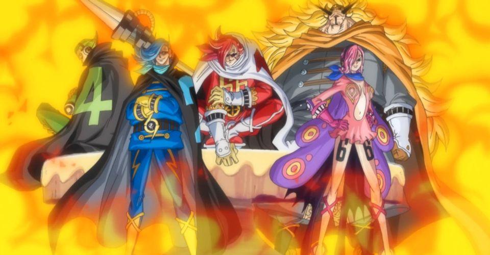 One Piece: как работает рейдовый костюм Санджи?