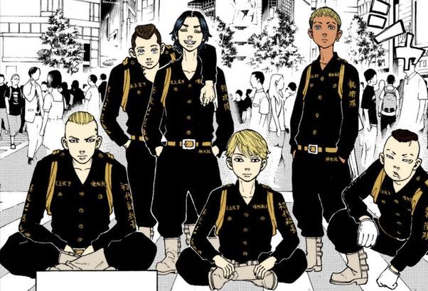 Почему Баджи из Токийские Мстители присоединились к Valhalla 2