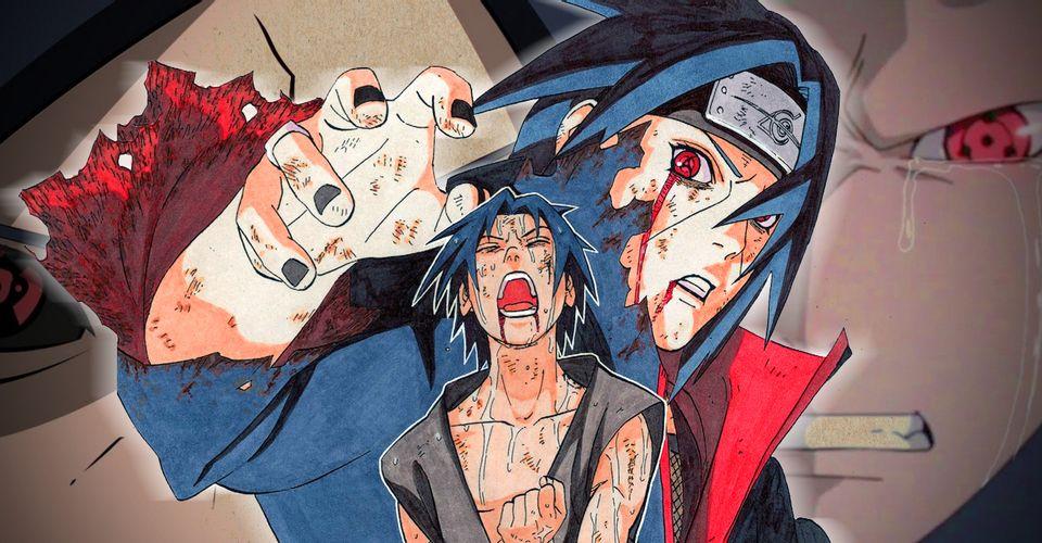 Почему Шаринган Наруто самая печальная сила аниме
