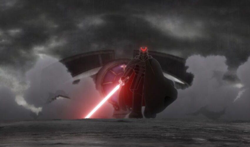 Star Wars  Visions раскрывает своих злодеев, включая инквизитора