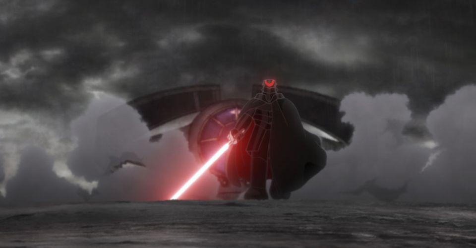 Звёздные войны: Видения раскрывает своих злодеев, включая инквизитора