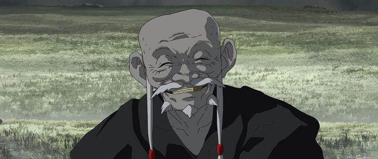 Старый самурай