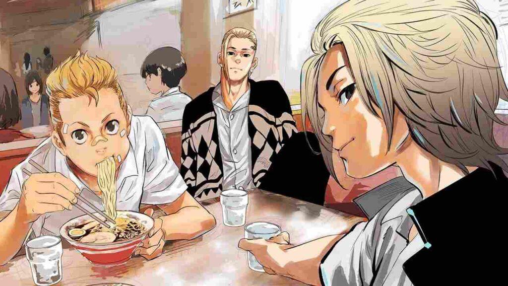 Токийские Мстители Глава 222 Дата выхода