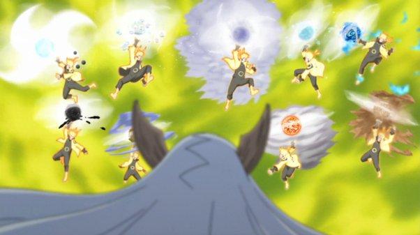 Это правда что без Курамы Наруто ничто и не может победить Саске 2