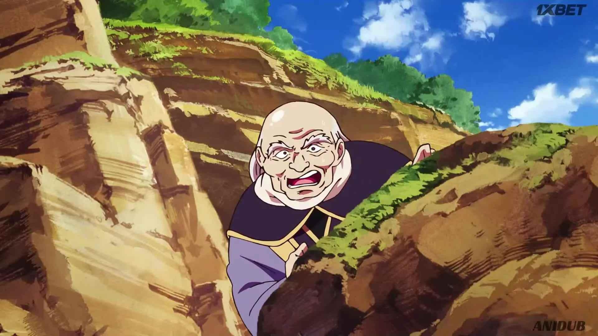 Картинка из аниме Квест дракона, Приключения Дая (21)