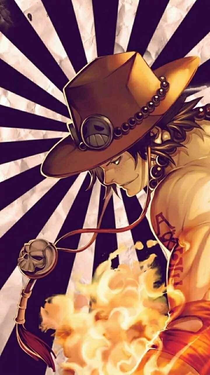 Красивая заставка Ван пис (One Piece) на телефон (25)