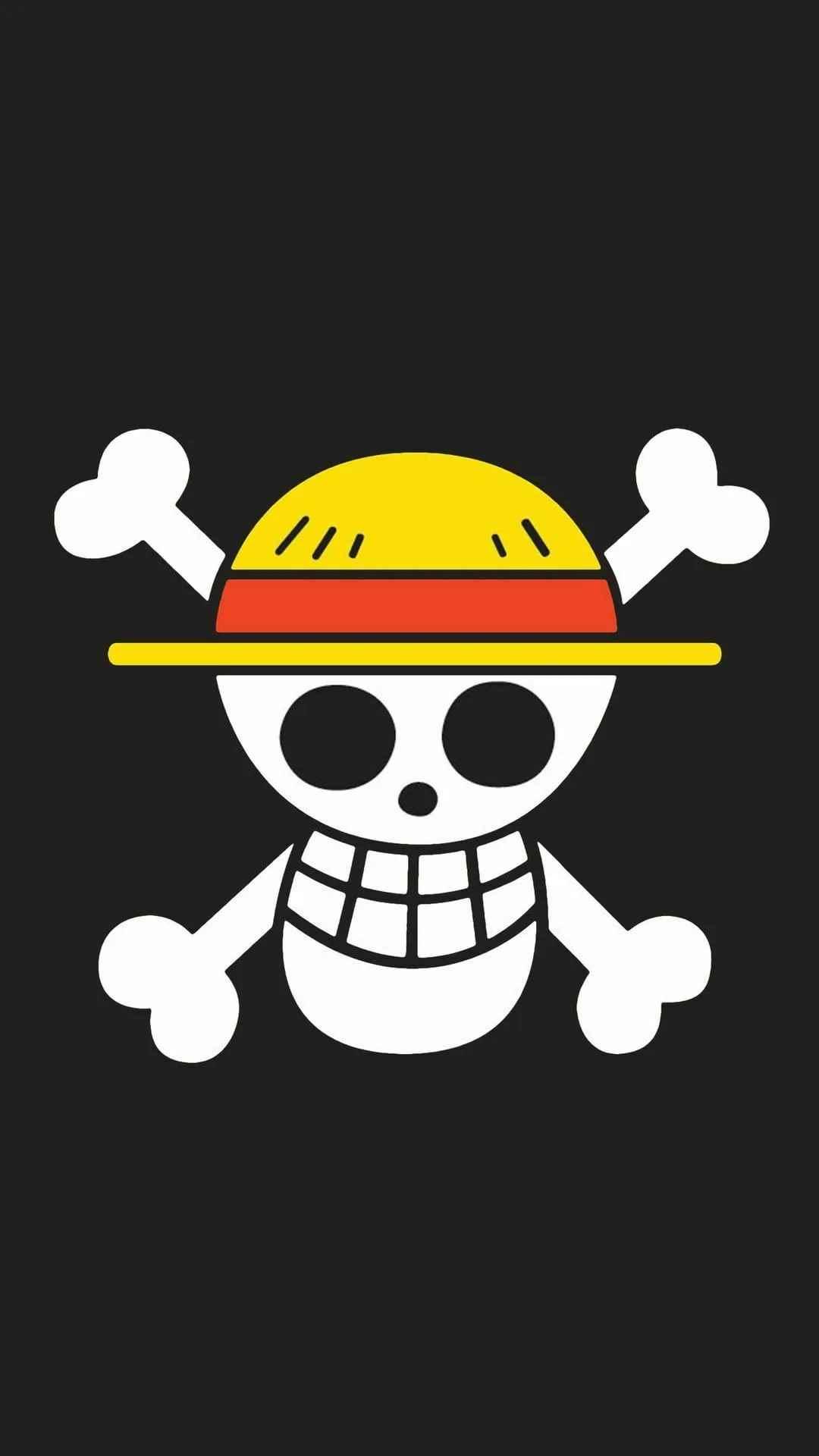 Красивая заставка Ван пис (One Piece) на телефон (26)