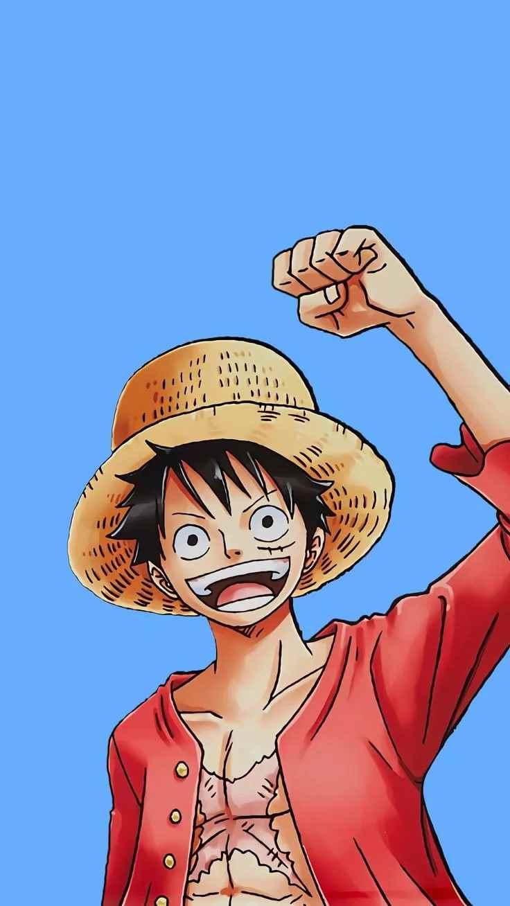 Красивая заставка Ван пис (One Piece) на телефон (28)