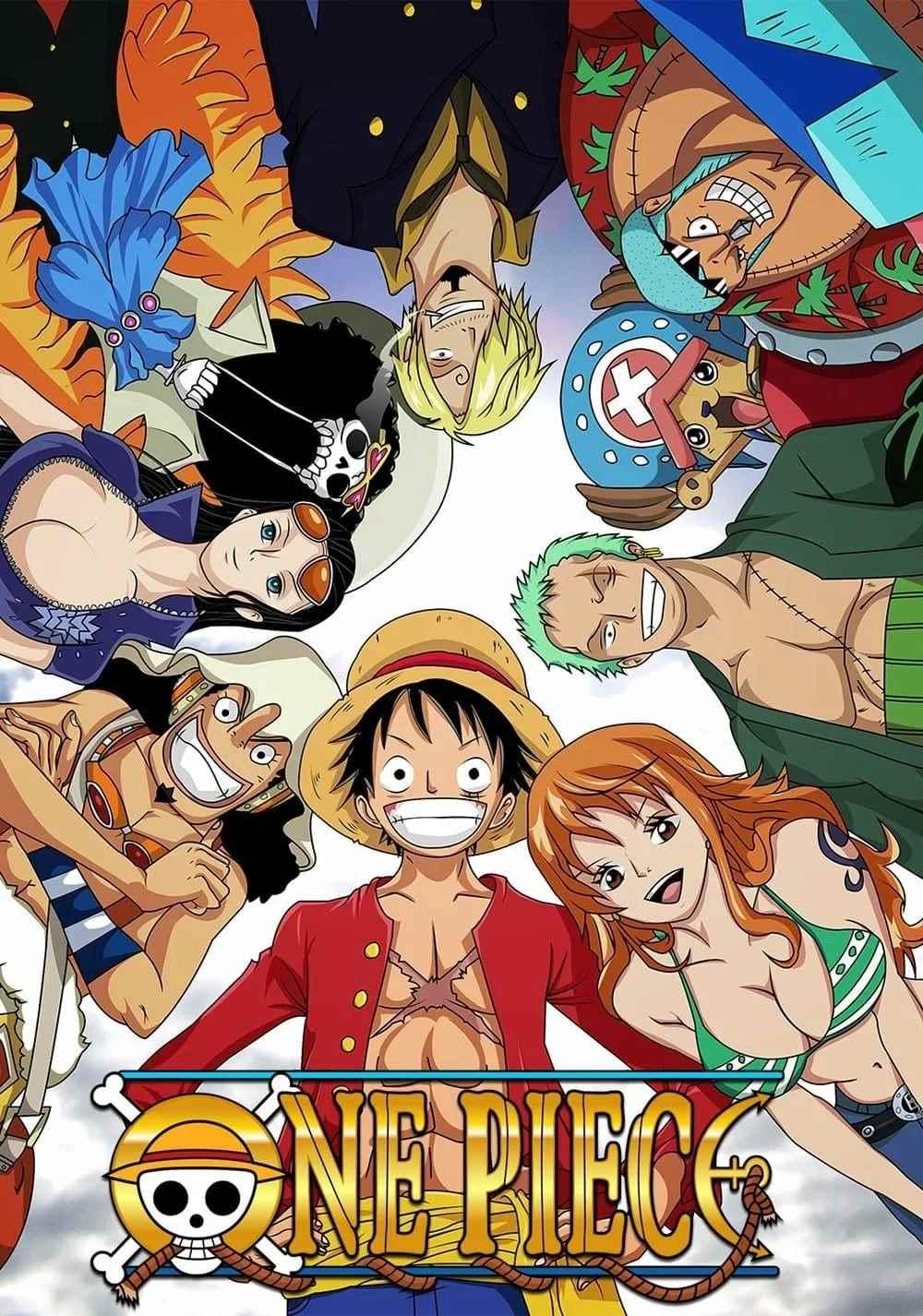 Красивая заставка Ван пис (One Piece) на телефон (6)
