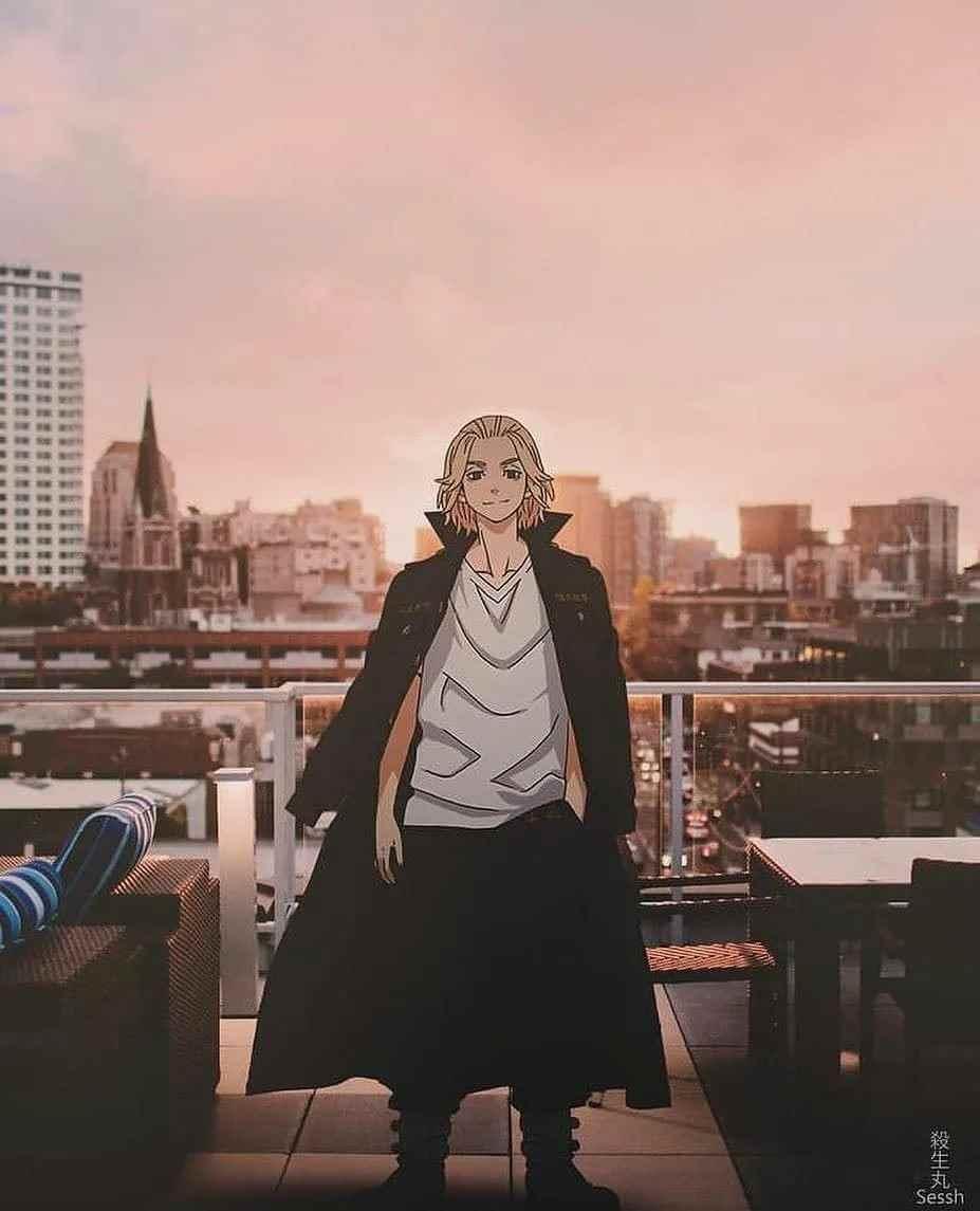 Заставка на телефон аниме Токийские мстители, обои (25)