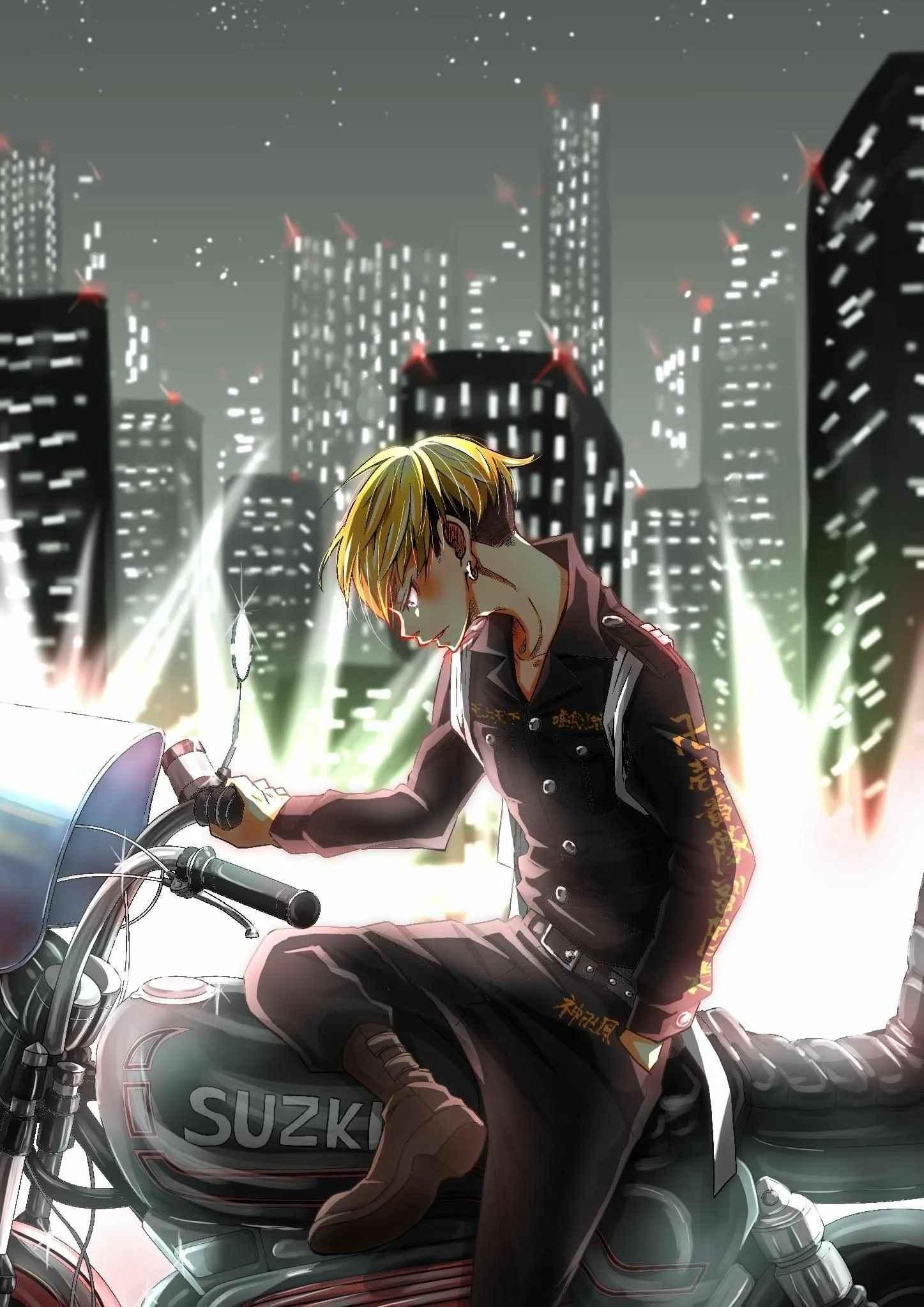 Заставка на телефон аниме Токийские мстители, обои (7)
